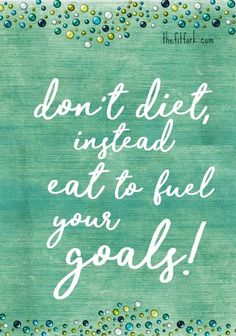 Fuel your goals! #weightloss #goals #skinnyms