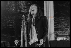 Steven Tyler at the Marianna Williamson for Congress, District 33 Fundraiser in Malibu, CA. ©2014 Philip Cuenco — in Malibu, CA.