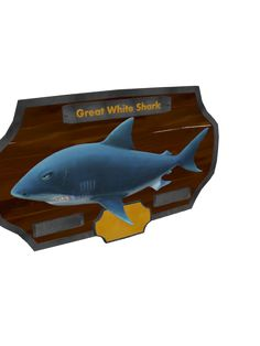 Great White Shark - 3D Print