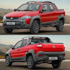 Fiat Strada 2017 Veterana e com visual cansado mas líder em vendas no mercado a @Fiatbr chega à linha 2017. A picape agora conta com 8 opções de compra em sua nova gama. As novas versões são: Working Plus 1.4 Flex (cabine simples) Hard Working  1.4 Flex (cabines simples estendida e dupla) e Adventure 1.8 16V Flex Dualogic (cabine dupla). Tabela de preços Strada Working 1.4 Flex CS  R$ 46.790 Strada Working Plus 1.4 Flex CS  R$ 48.820 Strada Hard Working 1.4 Flex CS  R$ 52.880 Strada Hard…