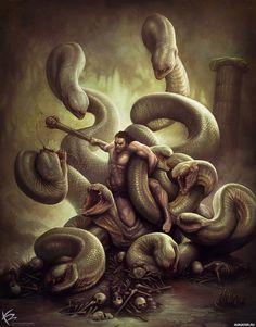 #fantasy, #Hydra, #pictures, #фэнтези, #Гидра, #картинки https://avavatar.ru/image/3283