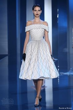 Ralph & Russo Fall/Winter 2014-2015 Haute Couture Collection | Wedding Inspirasi