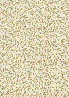 Chieveley - Garland Swirl On Cream Lewis & Irene Patchwork Quilting Fabric Textile Patterns, Textile Design, Fabric Design, Textiles, Etsy Fabric, Dressmaking Fabric, Surface Pattern Design, Design Patterns, Journey