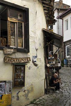 Atelje Farmakovski, Ohrid, Macedonia