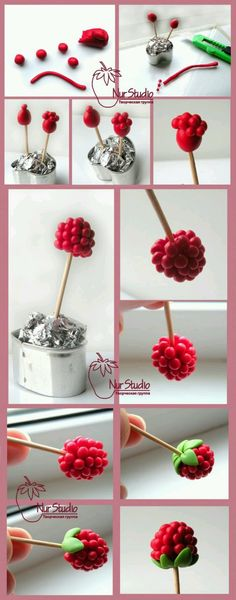 Simple raspberry