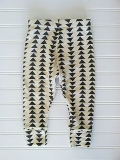candy kirby designs | organic cotton flying triangle leggings | Online Store Powered by Storenvy