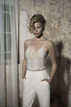 Vestidos de novia 2014: Fotos de diseños sencillos para una boda civil (27/39) | Ellahoy