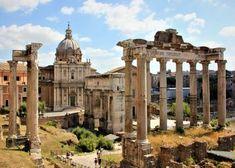Italy Italian Rome Milan Roman Forum Ancient Ruins City Travel Landmar Ruined City, Roman Forum, Ancient Ruins, Rome, Milan, Italy, Mansions, Eyes, House Styles