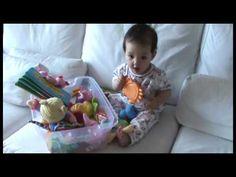 Retrospectiva - minha primeira caixa de brinquedos