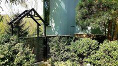 Custom Horizontal Black Wrought Iron Fencing and Pergola Wrought Iron Fences, Fencing, Pergola, Outdoor Structures, Building, Places, Decor, Picket Fences, Decoration