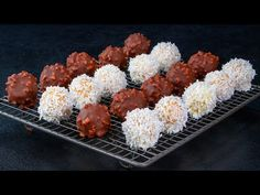 Krispie Treats, Biscotti, Beverages, Food And Drink, Recipes, Tv, Youtube, Sweets, Sweet Desserts