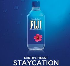 Fiji Water Earth's Finest Staycation Instant Win Game and Sweepstakes is giving away one of the 58 trips, $250 OpenTable Gift Certificate, or two Months FIJI   Water Home Delivery.                             #Sweepstakes, #Fiji, #Water, #Staycation, #InstantWinGame, #Prizes, #Trips, #GiftCertificate