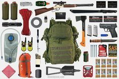 bug out bag - Google Search