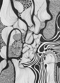 Buy The Dance of Life, Ink drawing by Helen Wells on Artfinder. Discover thousands of other original paintings, prints, sculptures and photography from independent artists. Abstract Line Art, Abstract Drawings, Art Drawings, Zentangle Drawings, Zentangles, Ink Art, Doodle Art, Painting & Drawing, Design Art