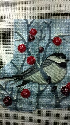 Needlework-The constant thread: Something finished and some thing(s) new!
