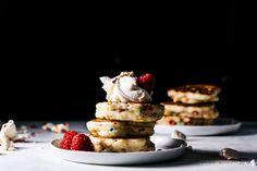 fruity pebble pancake recipe - www.iamafoodblog.com