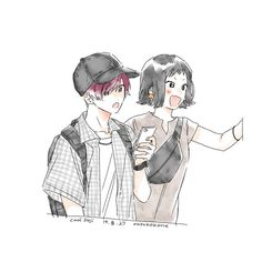 Character Design Teen, Character Design References, Character Art, Anime Kunst, Anime Art, Pretty Art, Cute Art, Aesthetic Art, Aesthetic Anime