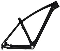 Full Carbon UD Matt 29er Mountain Bike MTB Cycling BB30 Frame 19' -- Click image for more details.