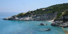 Пляж Ксия