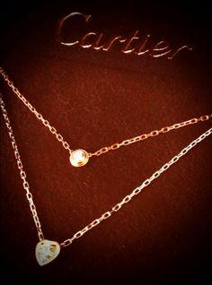 diamants legers de cartier collection