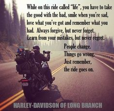 Harley Davidson Quotes Unique 101 Reasons To Ride A Motorcycle  Harley Davidson Bikers And