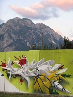graffiti writing gemona artist  Peeta who is a graffiti writer, sculptor and painter from Venice (Italy).