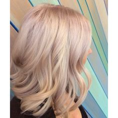 Brighten up your #AvedaBlonde with a platinum or champagne shade. #AvedaColor