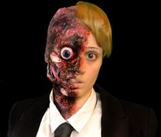 Harvey Dent Batman / Two Face Cosplay SÍGUEME EN YOUTUBE! ♥ VFashionland