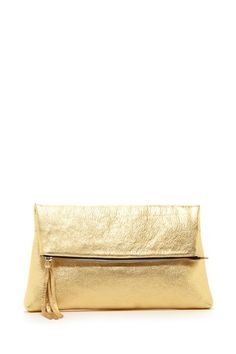 Posse Kyle Envelope Clutch - soft and classic - this one will last from day to night and for years to come.