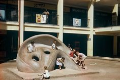 Adams Arcade in days gone by. Kenya Travel, East Africa, One Pic, Lion Sculpture, African, Memories, Arcade, Statue, Colonial