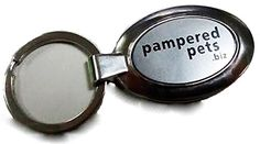 Pampered Pets Logo Keychain with Zinc Alloy and Nickel Plating 2Inch Laser Engraved 4Pack >>> Be sure to check out this awesome product.