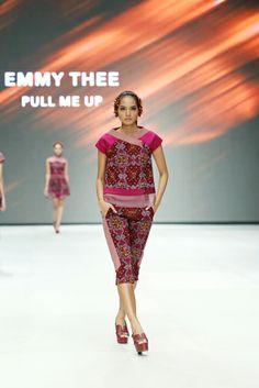 Emmy (www.indonesiafashionweek.com)