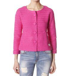 Dear prudence jacket från Odd Molly pink