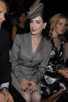 Dita Von Teese Style, how to ? - PurseForum