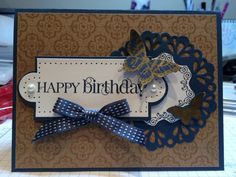 cased card from Kristeen Gill