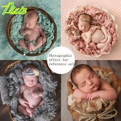 Pura lã Filler almofada cobertor fotografia recém-nascido fundo adereços fotos de estúdio modelagem assistida por enchimento cesta Stuffer 200 G(China (Mainland))