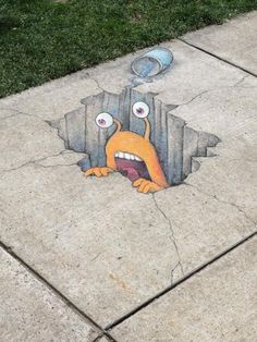 David Zinn. Carpe 'Scream' Seize the day by shouting at everybody
