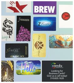 Order your business cards today with Candu Graphics! and Visit our website at http://candugraphics.com . #businesscards #prinitng