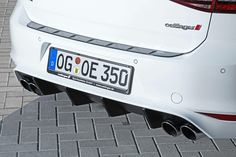 Oettinger diffuser! Vw, Golf, Cars, Vehicles, Autos, Car, Car, Automobile, Turtleneck