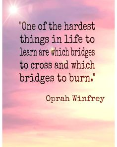 On a journey to finding spiritual truth and inspiring conscious living. All things Spiritual, Consciousness, Energy, Healing and a Mindful Lifestyle Quotes Motivation, Motivation Inspiration, Cosmic Consciousness, Love Deeply, Oprah Winfrey, Soul Food, Bridges, Burns, Brave