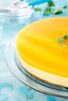 Mangotorttu | K-ruoka #pääsiäinen Mango Cheesecake, Mango Cake, Sweet Pastries, Easter Recipes, Easter Food, No Bake Cake, Food Inspiration, Love Food, Sweet Treats
