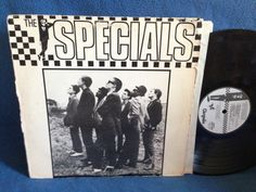 RARE Vintage The Specials  The Specials Debut by sweetleafvinyl