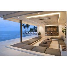 Modern home design – Home Decor Interior Designs Dream Home Design, Modern House Design, My Dream Home, Glass House Design, Dream Beach Houses, Luxury Homes Dream Houses, Dream Homes, Patio Heater, Dream House Exterior