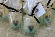 #Bespoke miniature Christening favours/bomboniere candle. Minimum order of x10 for £28.99. EMAIL info@sensi-chic.com for personalised orders.  #ExquisiteCandles #ScentedCandles #Candles #SoyCandles