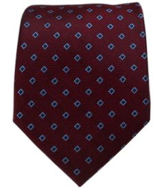 Essex Check - Red | Ties, Bow Ties, and Pocket Squares | The Tie Bar