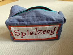 Tasche aus Bettlaken, Tischdecke, Platzset / Bag made from bed linen, tablecloth, place mat / Upcycling