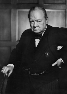 Sir Winston Churchill http://upload.wikimedia.org/wikipedia/en/5/5f/Winston_Churchill_1941_photo_by_Yousuf_Karsh.jpg