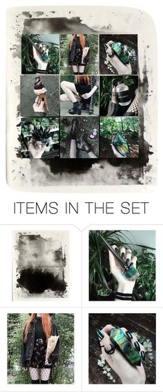 """Dark soul"" by wtfgigiz on Polyvore featuring arte, art, expression, moodboard e artexpression"