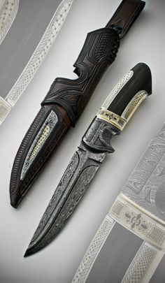 Swedish custom knife