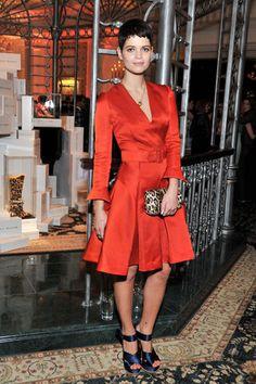 Pixie Geldof British Fashion Awards 2012